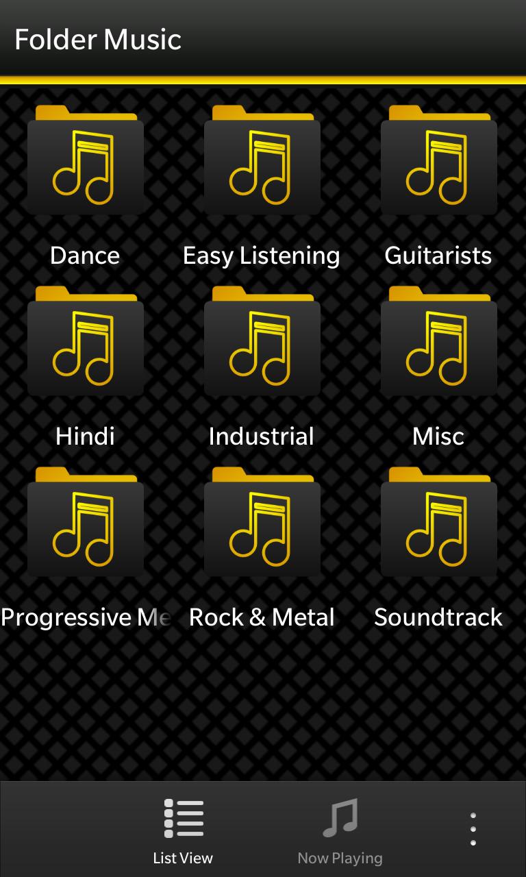 Folder Music | Toby Kurien
